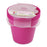 Round Pot 13 cm (Pack of 4) mintra-shop.myshopify.com Fuchsia