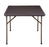 SR 88 - Square Ratan Folding Table