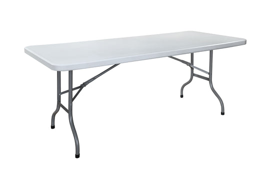 RF 183 - Rectangular Folding In Half Table 183 cm