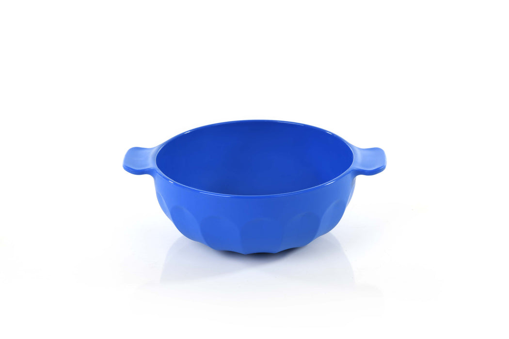 Unbreakable Bowl With 2 Handles (Pack of 2)