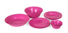 Curly Dinner Set mintra-shop.myshopify.com Pink