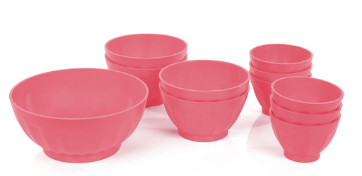 Unbreakable Bowls Set mintra-shop.myshopify.com Watermelon