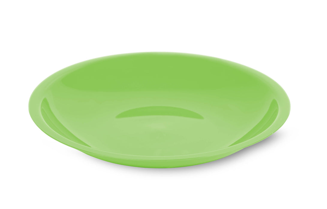 Round Deep Plate (6 Pack) mintra-shop.myshopify.com Green