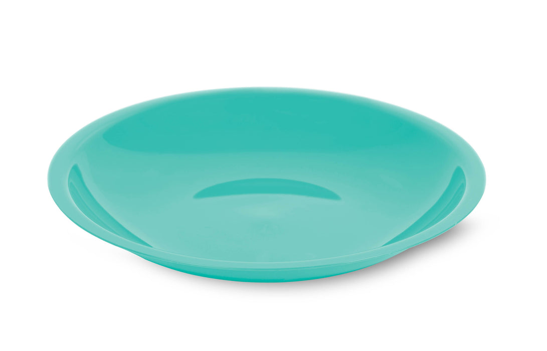 Round Deep Plate (6 Pack) mintra-shop.myshopify.com Teal