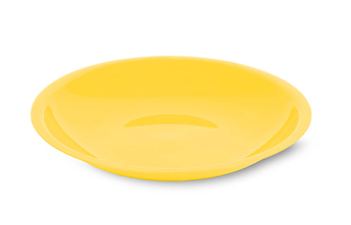 Round Deep Plate (6 Pack) mintra-shop.myshopify.com Yellow