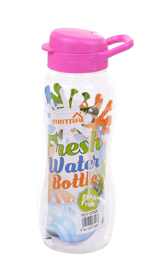 Water Bottle - 650 ml mintra-shop.myshopify.com Pink