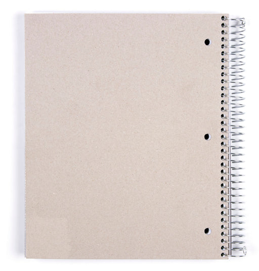 Spiral Durable Notebooks (5 Subject)