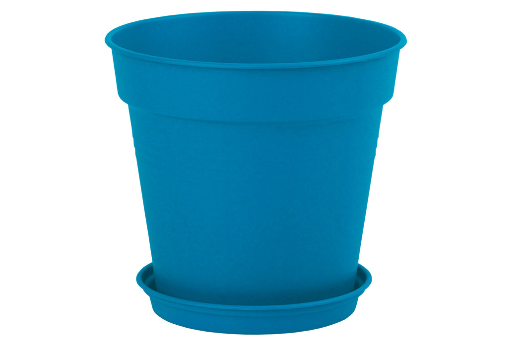 Round Pot 35 cm mintra-shop.myshopify.com Light Blue