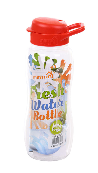 Water Bottle - 650 ml mintra-shop.myshopify.com Red