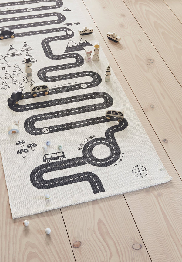 OYOY Living Design - OYOY MINI Adventure Rug Rug 102 Offwhite ?id=17012234092624