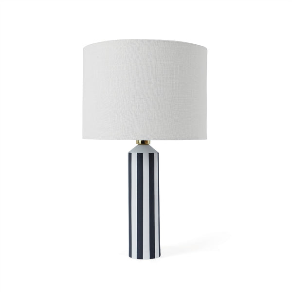 OYOY Living Design - OYOY LIVING Toppu Lamp Table Lamp 102 Offwhite / Anthracite