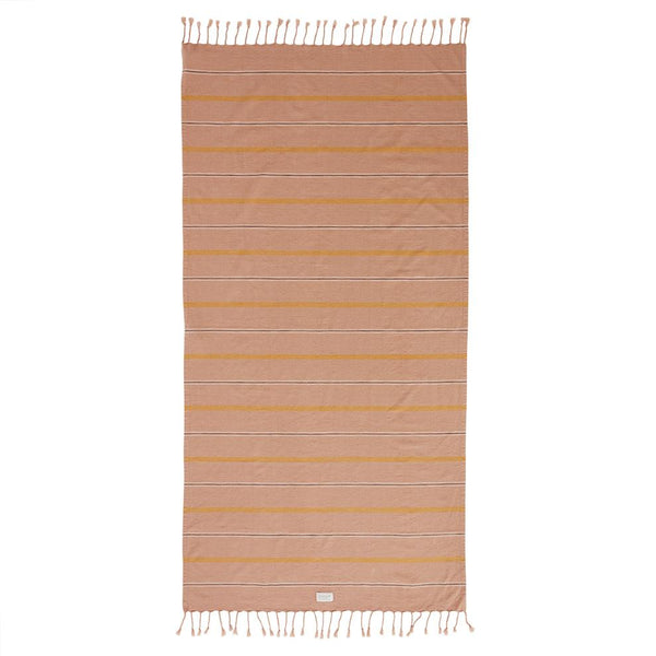 OYOY Living Design - OYOY LIVING Bath Towel Kyoto Towel 404 Dark Powder ?id=16113664360528