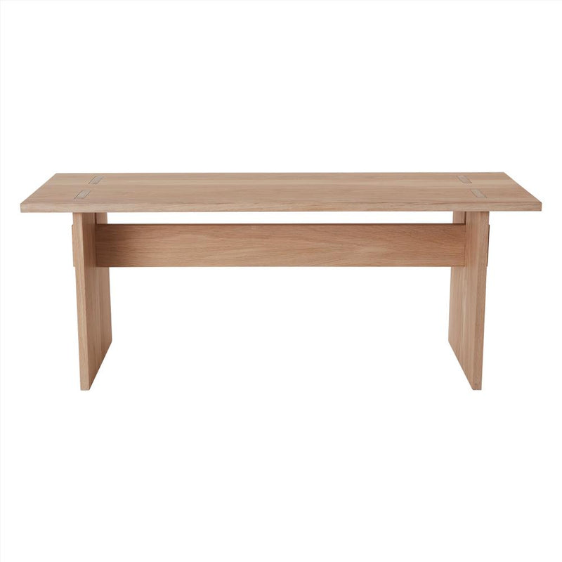 OYOY Living Design - OYOY LIVING Bench Wooden Bench 901 Nature