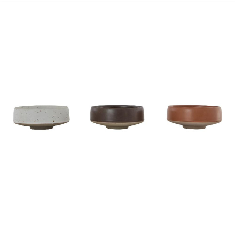 OYOY Living Design - OYOY LIVING Bowl Hagi Dining Ware 301 Brown