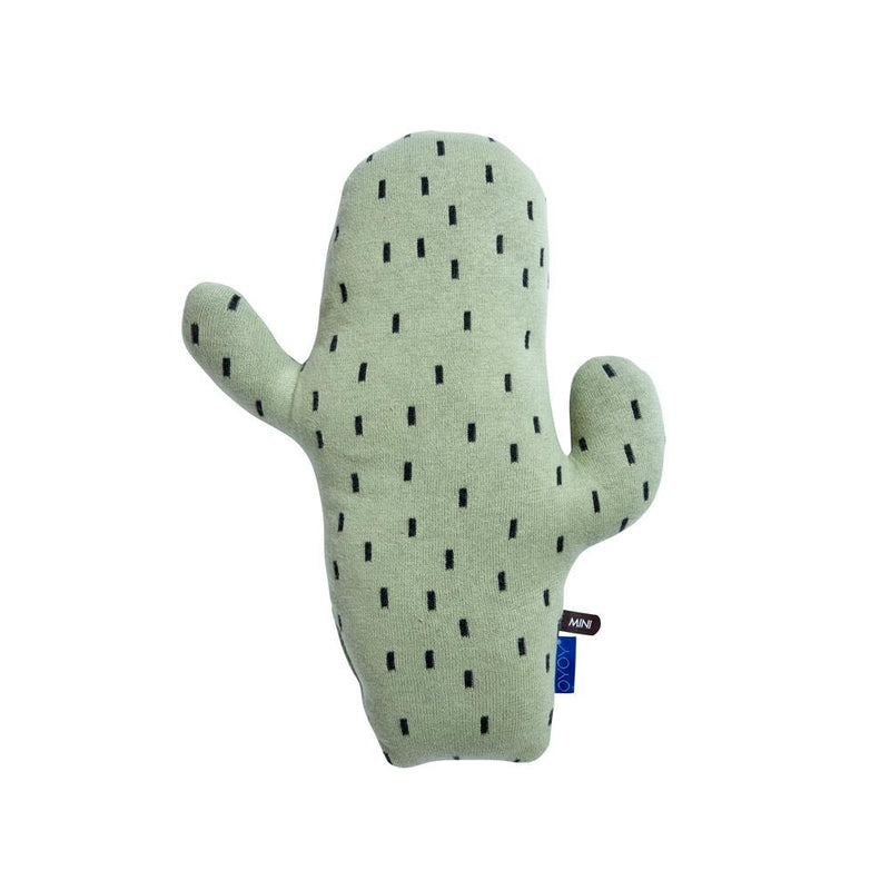 OYOY Living Design - OYOY MINI Cactus Cushion - Small Soft Toys 703 Pale Green