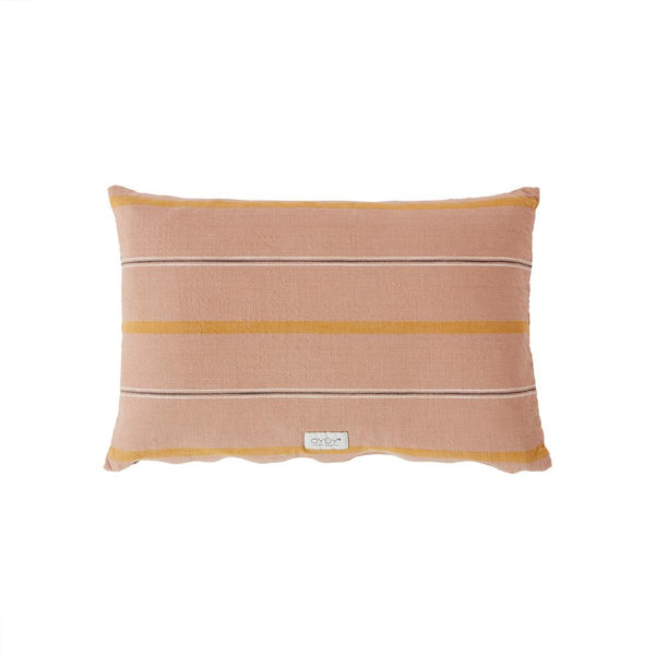 OYOY Living Design - OYOY LIVING Cushion Kyoto Cushion 404 Dark Powder