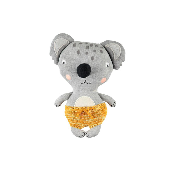 OYOY Living Design - OYOY MINI Darling Cushion - Baby Anton Koala Soft Toys 908 Multi ?id=12870260785232