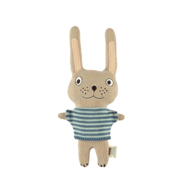 OYOY Living Design - OYOY MINI Darling Cushion - Baby Felix Rabbit Soft Toys 908 Multi ?id=12870243483728