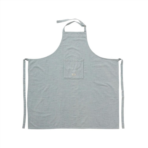 OYOY Living Design - OYOY LIVING Aprons Gobi Apron 101 White / Dusty Blue