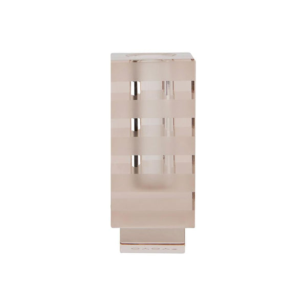 OYOY Living Design - OYOY LIVING Graphic Candleholder Candleholder 304 Light Brown ?id=13257599123536