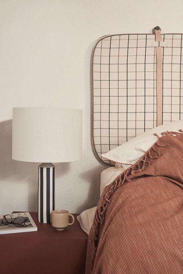 OYOY Living Design - OYOY LIVING Grid Headboard Accessories - Living 102 Offwhite