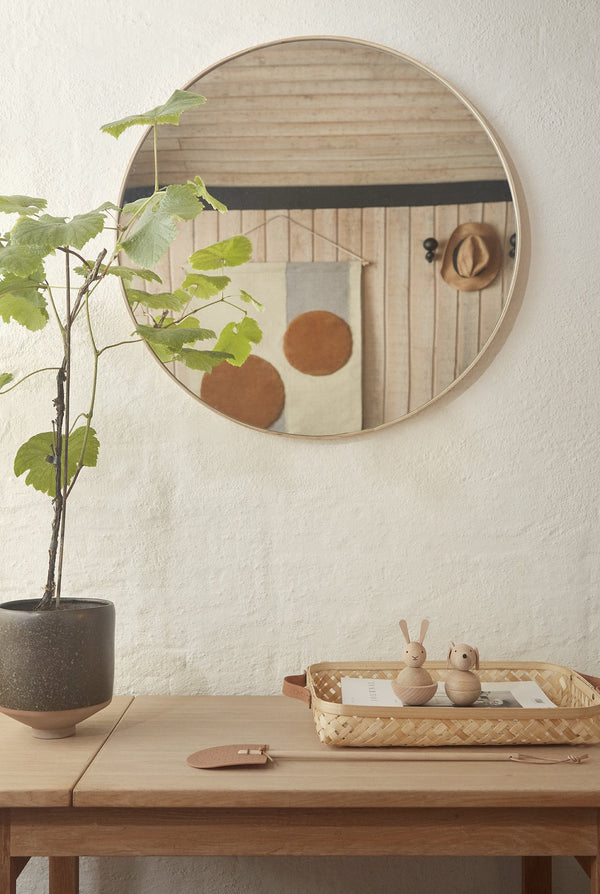OYOY Living Design - OYOY LIVING Hagi Pot Flowerpot 301 Brown