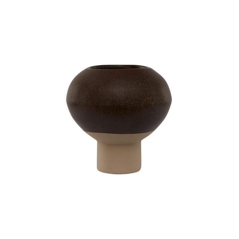 OYOY Living Design - OYOY LIVING Hagi Vase Vase 301 Brown