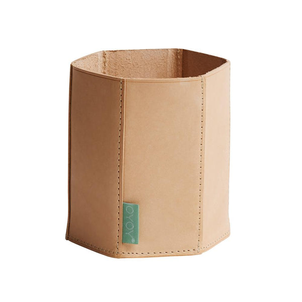 OYOY Living Design - OYOY LIVING Hexagon Pencil Holder Office 901 Nature