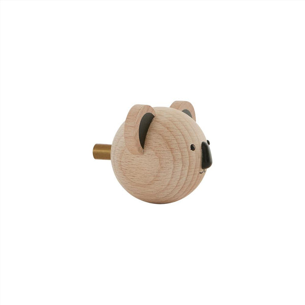 OYOY Living Design - OYOY MINI Hook Mini - Koala Hook 901 Nature ?id=16169666478160