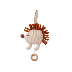OYOY Living Design - OYOY MINI Hope Hedgehog Music Mobile Music mobile 103 Beige ?id=17048359796816