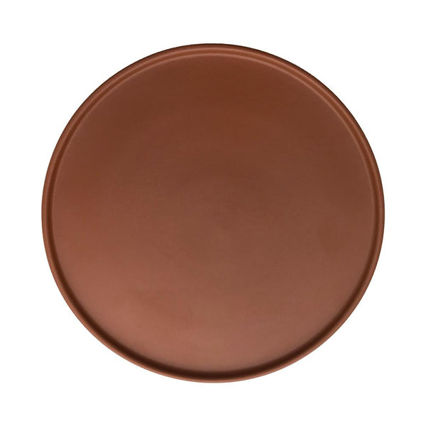 OYOY Living Design - OYOY LIVING Inka Dinner Plate, Pack of 2 Dining Ware 307 Caramel