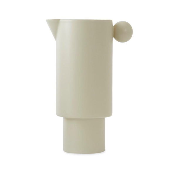OYOY Living Design - OYOY LIVING Inka Jug Dining Ware 102 Offwhite