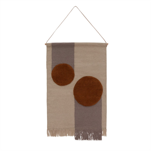 OYOY Living Design - OYOY LIVING Kika Wall Rug Wall decoration 102 Offwhite