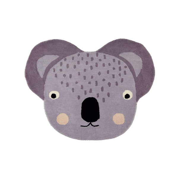 OYOY Living Design - OYOY MINI Koala Rug Rug 203 Grey