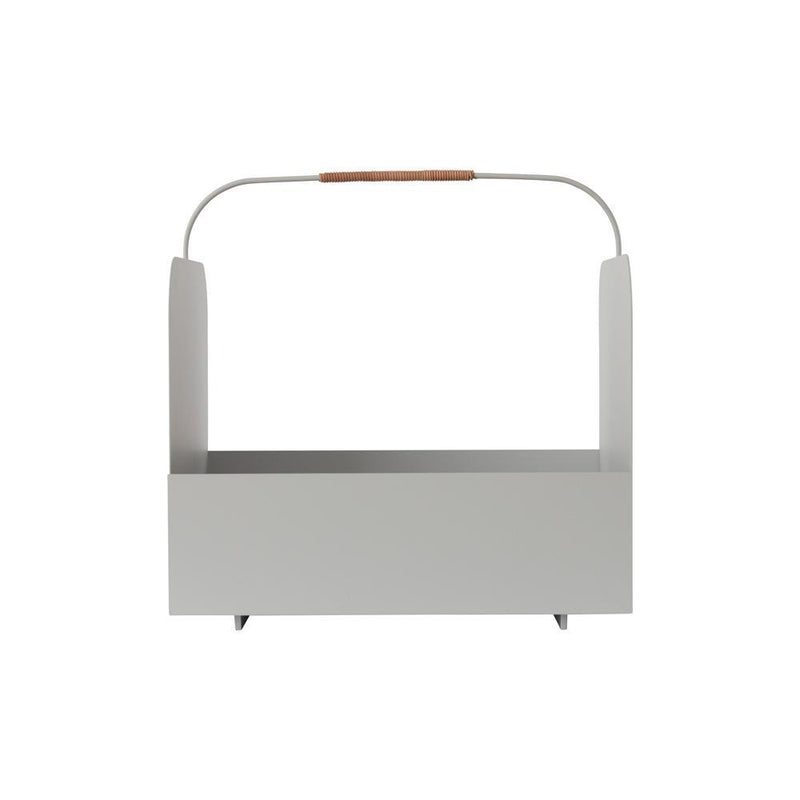 OYOY Living Design - OYOY LIVING Maki Basket Storage 202 Light Grey