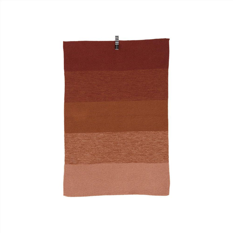 OYOY Living Design - OYOY LIVING Mini Towel Niji Dish Cloth & Mini Towel 308 Dark Caramel ?id=16167916765264