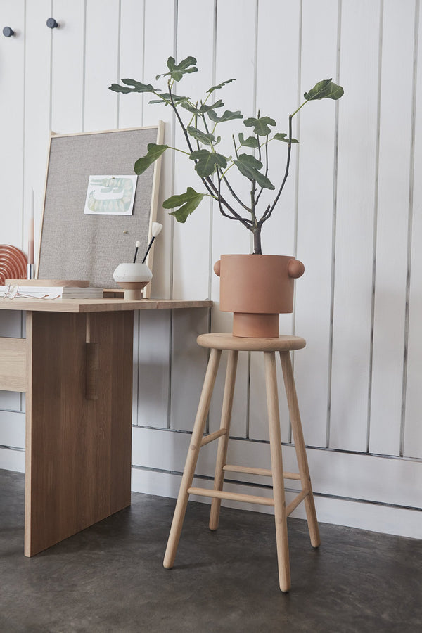 OYOY Living Design - OYOY LIVING Moto Stool - High Stool 901 Nature ?id=17048326471760
