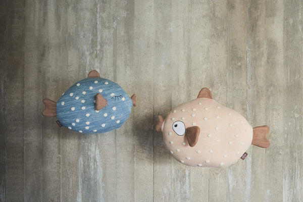 OYOY Living Design - OYOY MINI Ms. Ruth Cushion Soft Toys 404 Powder ?id=13269642018896