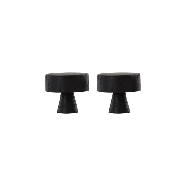 OYOY Living Design - OYOY LIVING Pin Hook Large - 2 Pcs/Pack Hook 910 Dark ?id=16114220138576