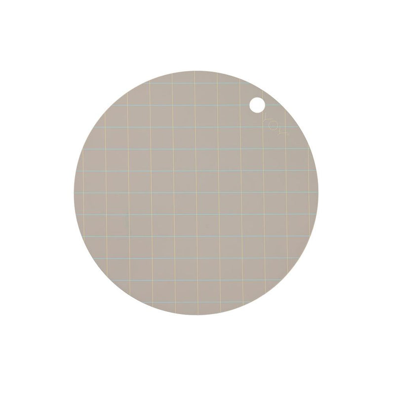 OYOY Living Design - OYOY LIVING Placemat Hokei - 2 Pcs/Pack Placemat 306 Clay