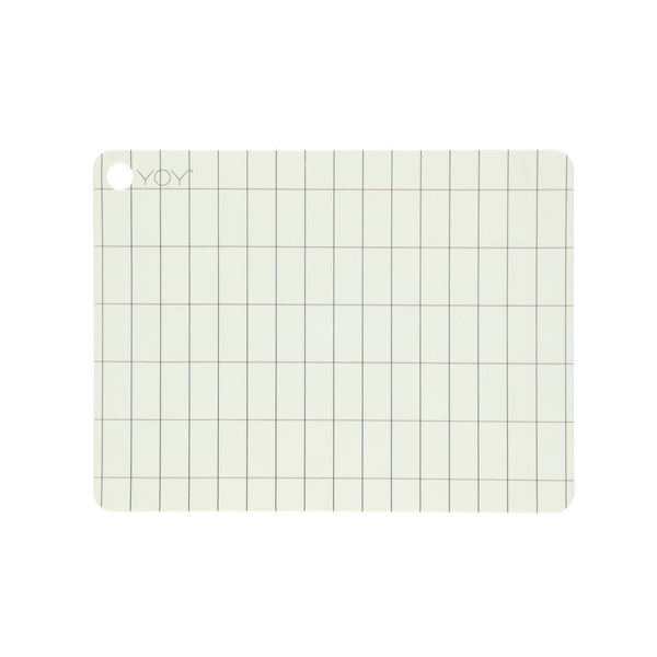 OYOY Living Design - OYOY LIVING Placemat Kukei - 2 Pcs/Pack Placemat 102 Offwhite ?id=12869874843728