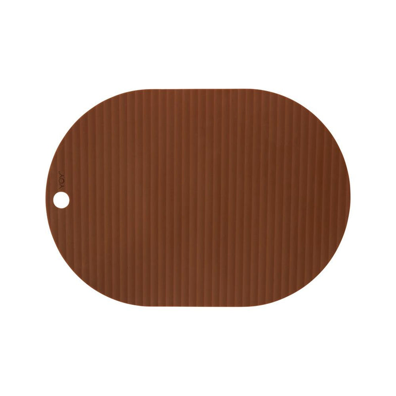 OYOY Living Design - OYOY LIVING Ribbo Placemat - 2 Pcs/Pack Placemat 307 Caramel ?id=14068744912976
