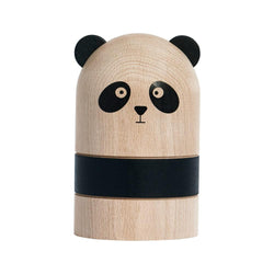 OYOY Living Design - OYOY MINI Panda Moneybank Money Bank 901 Nature