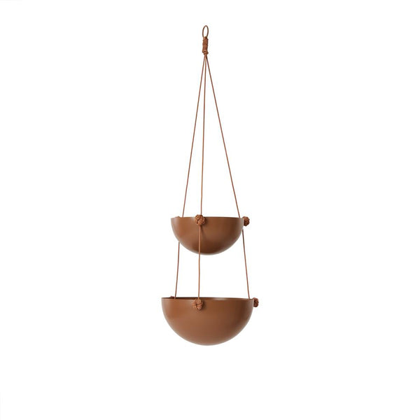 OYOY Living Design - OYOY LIVING Pif Paf Puf Hanging Storage Storage 315 Nougat ?id=16114128519248