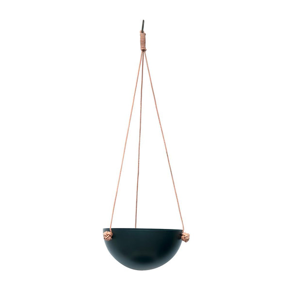 OYOY Living Design - OYOY LIVING Pif Paf Puf Hanging Storage - 1 Bowl, Small Storage 204 Dark Grey