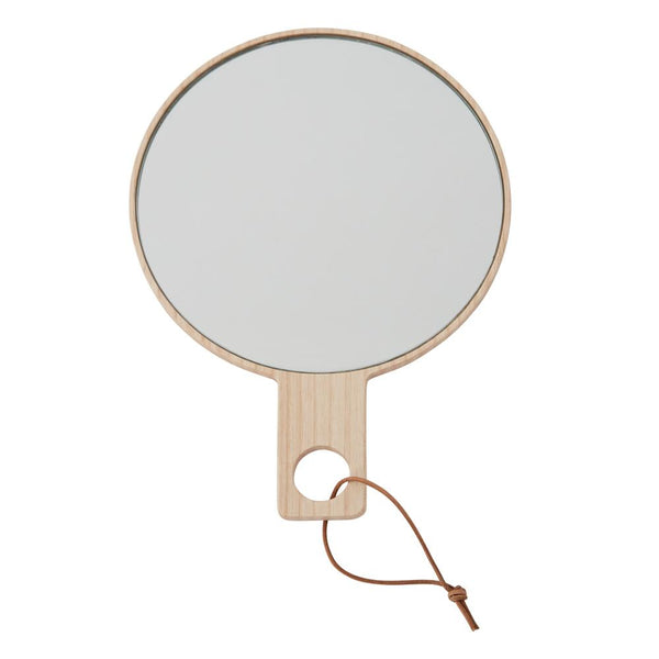 OYOY Living Design - OYOY LIVING Ping Pong Handmirror Mirror 909 Natural ?id=14458641842256