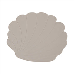 OYOY Living Design - OYOY MINI Placemat Seashell Placemat 306 Clay