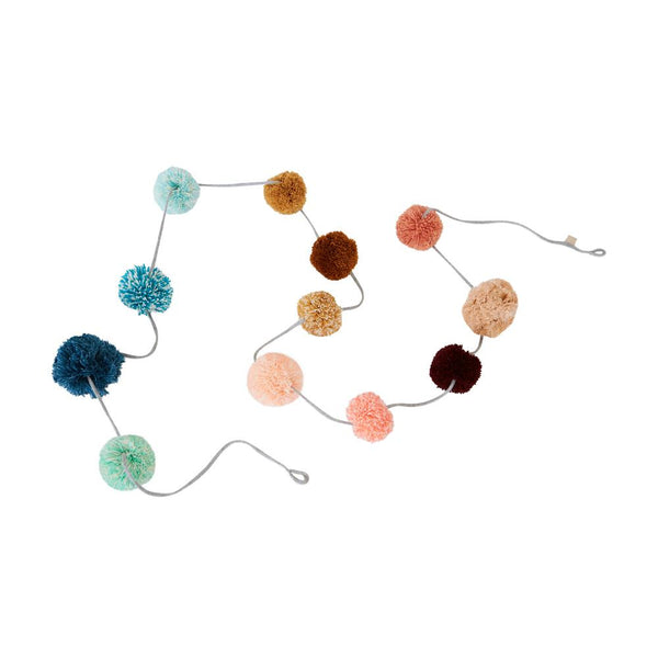 OYOY Living Design - OYOY MINI Pom Pom Garlander Accessories - Kids 908 Multi ?id=14458493730896