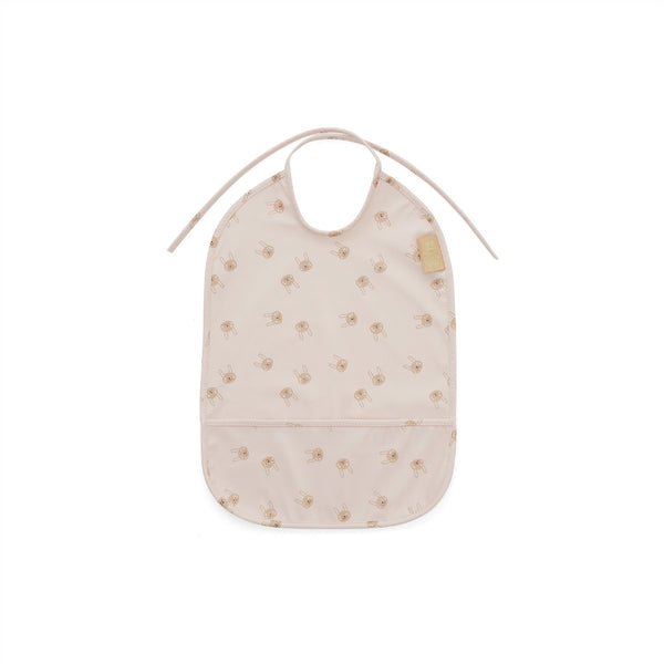 OYOY Living Design - OYOY MINI Rabbit Bib Apron 402 Rose ?id=11597652852816