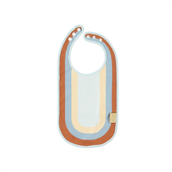OYOY Living Design - OYOY MINI Rainbow Bib Accessories - Kids 601 Blue